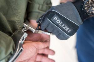 Auto verschoben, Geldautomten gesprengt - Mutmaßlicher Mittäter in Würzburg verhaftet