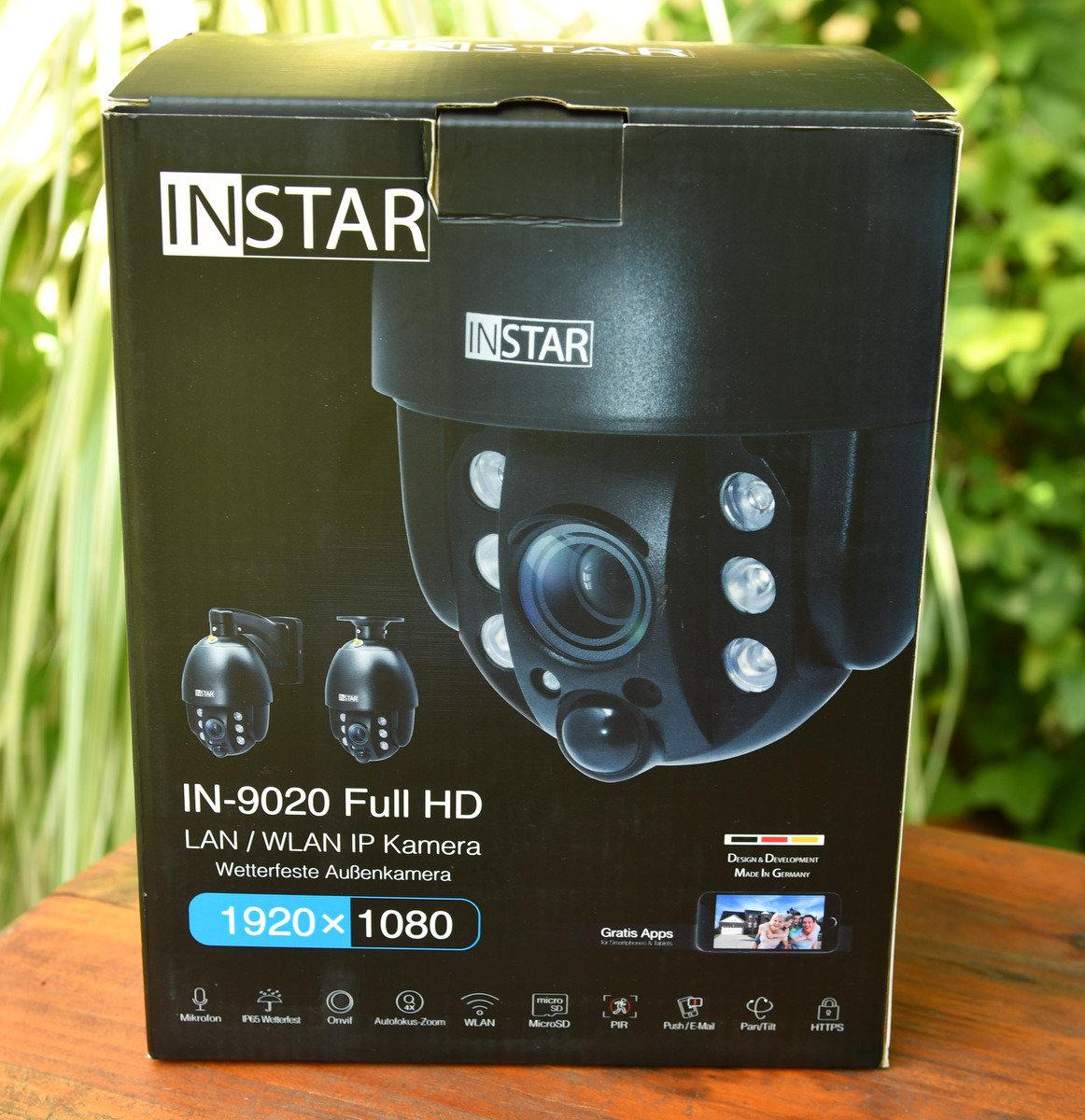 INSTAR_9020HD_005 Das neue IP-Kamera-Flaggschiff ist da |Die INSTAR IN-9020 Full HD im Presse Augsburg-Test News Technik & Gadgets IN-9020 INSTAR 9020 INSTAR IN-9020 Full HD kaufen Testbericht |Presse Augsburg