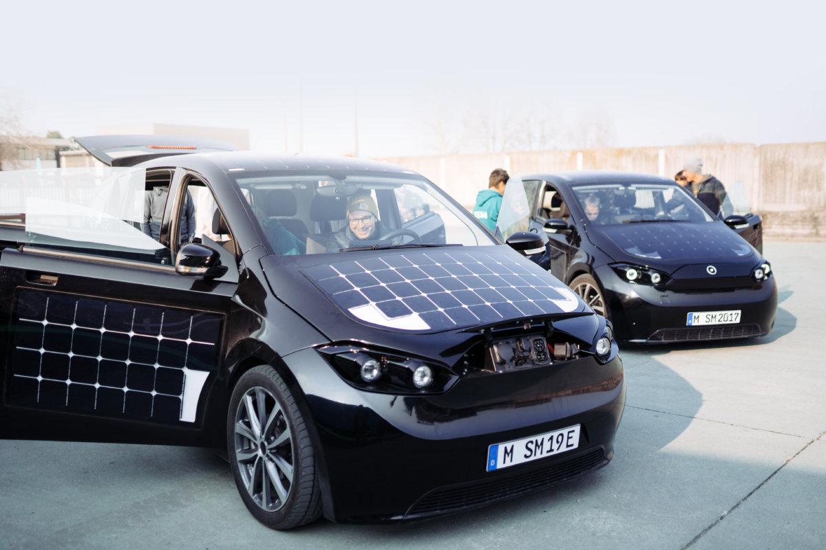 P_Turin_1 Elektroauto mit in die Karosserie integrierten Solarmodulen - Sono Motors gibt Markteintritt in Holland bekannt Freizeit Politik & Wirtschaft Technik & Gadgets Überregionale Schlagzeilen Elektroauto Sion Sono Motors |Presse Augsburg