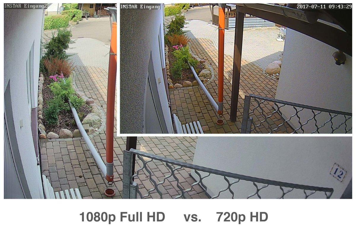 fullHDvsHD Das neue IP-Kamera-Flaggschiff ist da |Die INSTAR IN-9020 Full HD im Presse Augsburg-Test News Technik & Gadgets IN-9020 INSTAR 9020 INSTAR IN-9020 Full HD kaufen Testbericht |Presse Augsburg