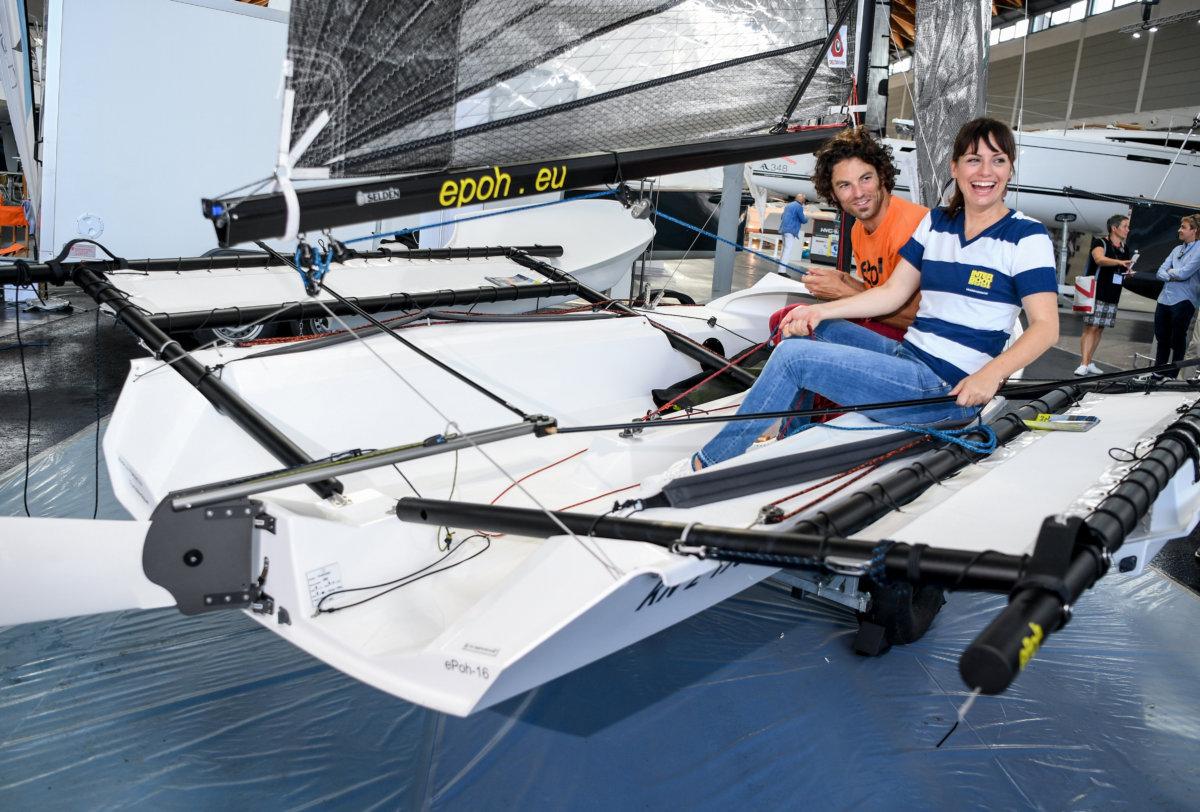 0084_INTERBOOT2018 Interboot 2018 in Friedrichshafen geht mit 92 Welt- und Messepremieren an den Start - Leinen los für E-Antriebe und Innovationen Bildergalerien Freizeit Newsletter Technik & Gadgets Interboot 2018 |Presse Augsburg