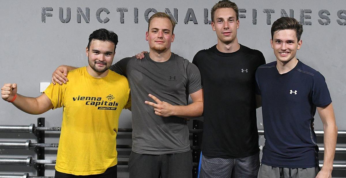 Die-Neuen Die jungen Wilden vom EHC Königsbrunn Landkreis Augsburg mehr Eishockey News Sport EHC Königsbrunn |Presse Augsburg