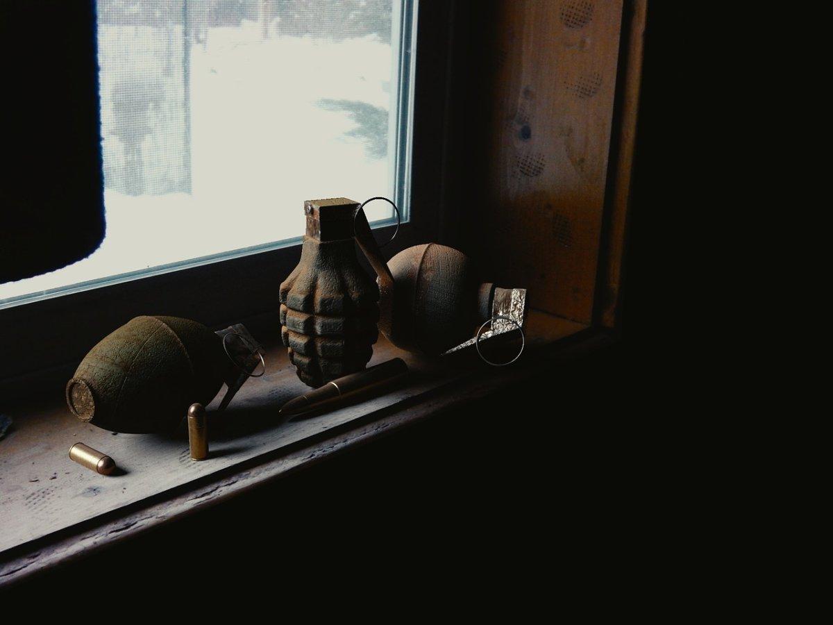 Hand Grenade 1188393 1280