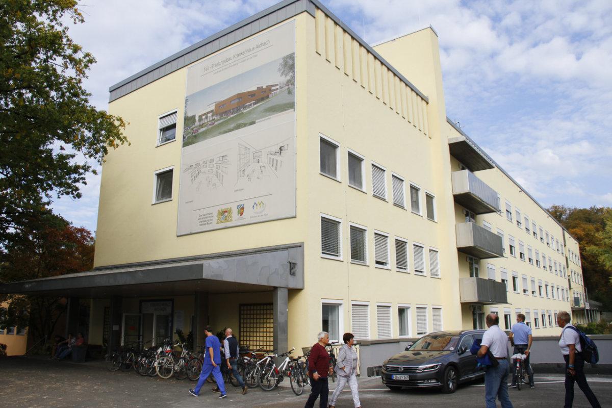 IMG_6736 Tagesklinik für Psychiatrie kommt nach Aichach Aichach Friedberg Gesundheit News Aichach Bezirk Schwaben Bezirkskliniken Schwaben Krankenhaus Aichach Tagesklinik für Psychiatrie |Presse Augsburg