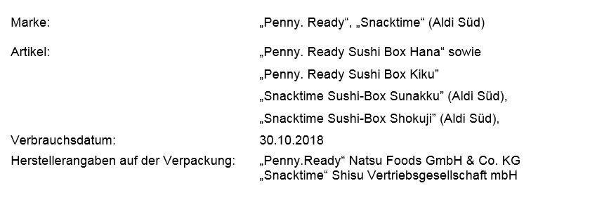 Unbenannt-2 ACHTUNG!   Plastikteile in Sushi-Box von Aldi und Penny möglich Politik & Wirtschaft Überregionale Schlagzeilen Aldi Penny Rückruf Sushi  Presse Augsburg