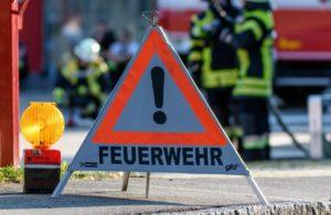 Landsberg   100.000 Euro Schaden bei Feuer in Asylunterkunft