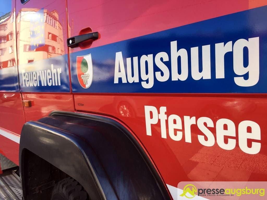 Feuerwehr Pfersee
