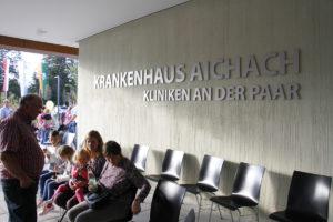 Krankenhaus Aichach bekommt eine Abteilung für Augenheilkunde