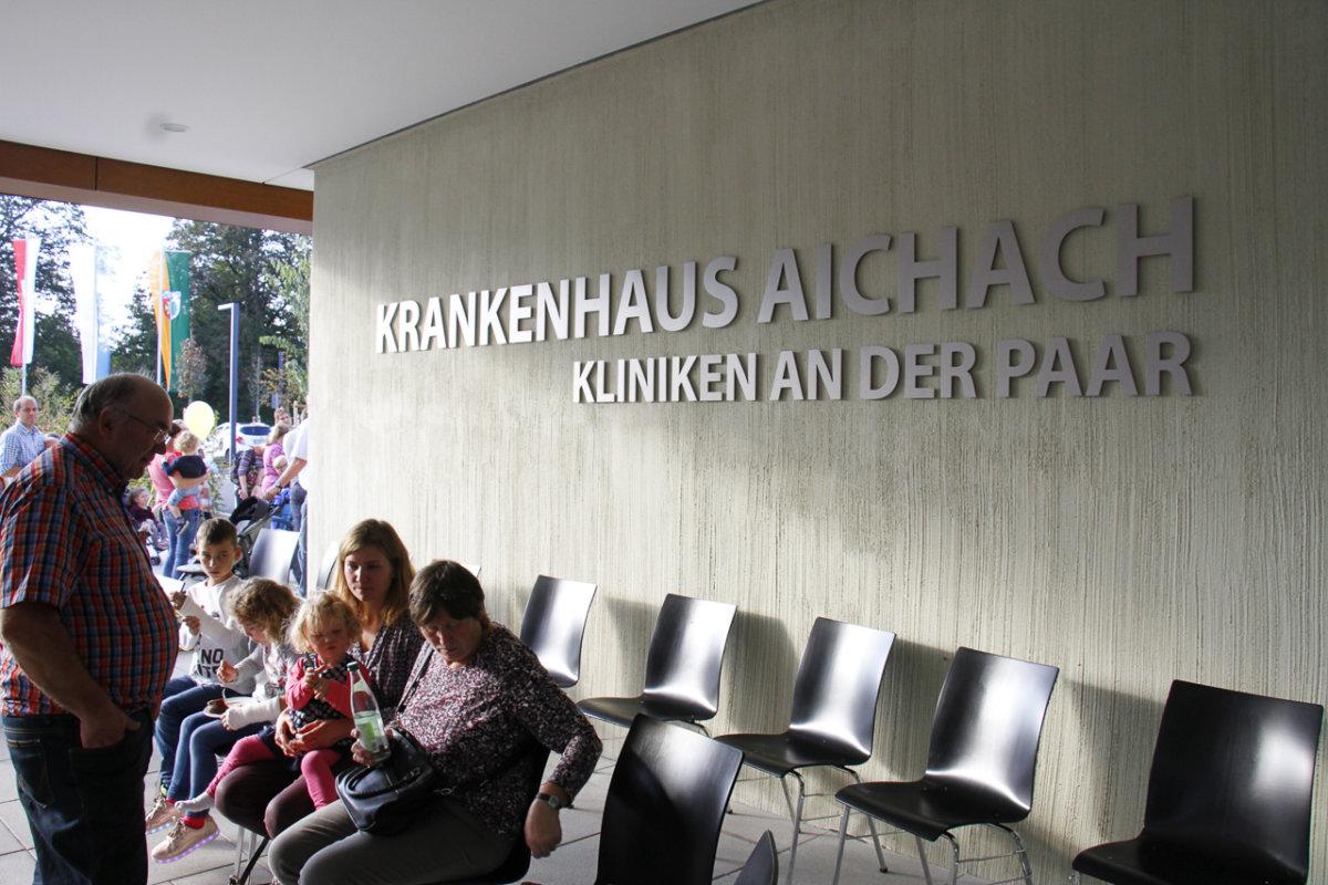 kh-aic35 Keine Geburten in Aichacher Krankenhaus mehr möglich - kurzfristige Perspektive fehlt Aichach Friedberg Freizeit Gesundheit News Newsletter Geburtshilfestation Hebamme Krankenhaus Aichach |Presse Augsburg