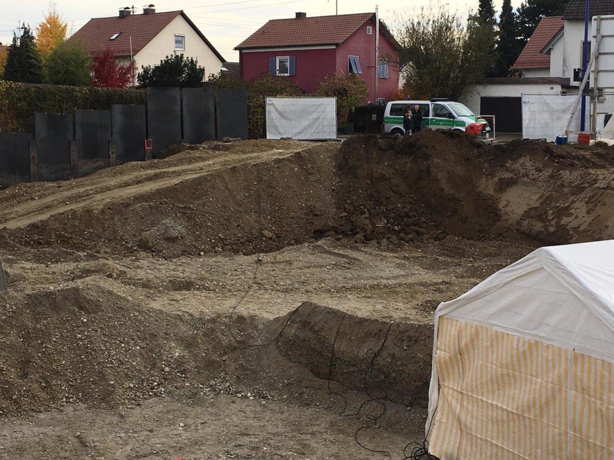 156F7B4A-41F6-44DA-A4A2-E1A8B2B98267 Fliegerbombe in Stadtbergen entdeckt Landkreis Augsburg News Newsletter Polizei & Co Bombe Fliegerbombe Stadtbergen |Presse Augsburg