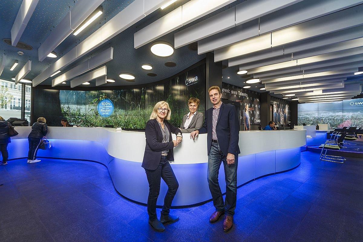 2018 11 25 Design Award Swa Kundencenter
