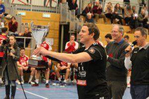 Der TSV Friedberg ist Pokalsieger - Herzogstädter verteidigen bayerischen Titel gegen Haunstetten erfolgreich