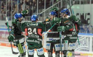 Spiel gedreht - Augsburger Panther verdienen sich Heimsieg gegen die Nürnberg Icetigers