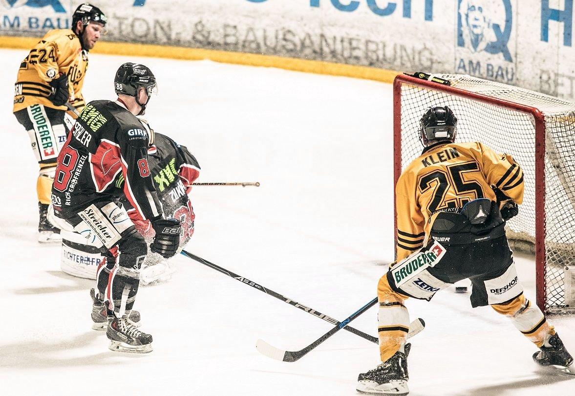 EHCK-EVF1 EHC Königsbrunn hat gegen Füssen kaum eine Chance Bildergalerien Landkreis Augsburg mehr Eishockey News Ostallgäu Bayernliga EHC Königsbrunn EV Füssen |Presse Augsburg