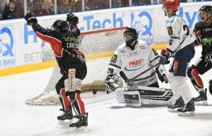 Pinguine sind mehr als Hundefutter | Hochverdienter Sieg über Schweinfurt - EHC Königsbrunn klettert auf Tabellenrang 3