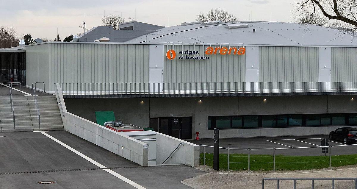 Kaufbeuren Erdgas Schwaben Arena