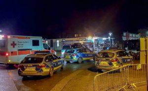 Ankerzentrum Donauwörth | Sicherheitskräfte werden bei Auseinandersetzung verletzt