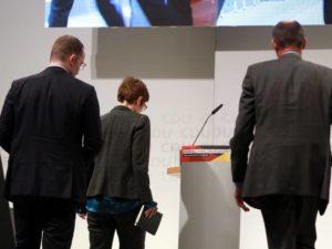 Kandidaten um CDU-Vorsitz setzen Roadshow in Rheinland-Pfalz fort