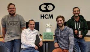 Augsburger Roboter sorgte bei der ICMI'18 für besondere Aufmerksamkeit