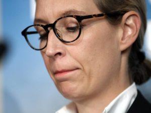 Staatsanwaltschaft ermittelt gegen Weidel