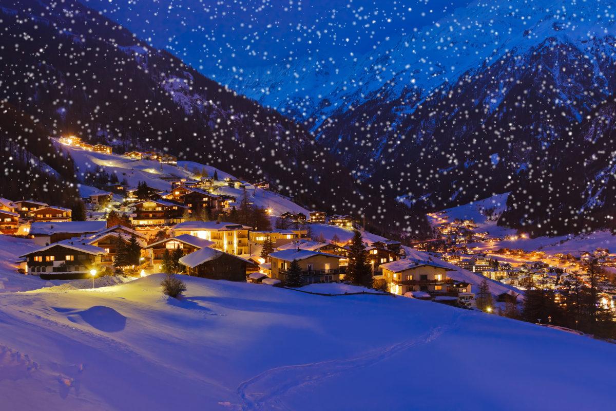 Weiße Weihnachten: Lag früher wirklich häufiger Schnee? – Presse ...