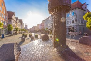 600.000 Übernachtungen in Günzburg- beste Bettenauslastung in ganz Bayerisch-Schwaben