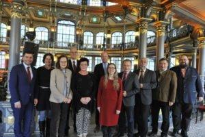 Kurhaus Göggingen bekommt einen barrierefreien Zugang zum Theatersaal