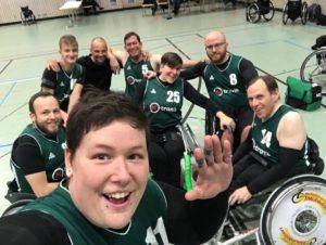 Auxburg Basketz kommen mit zwei Siegen aus Würzburg zurück