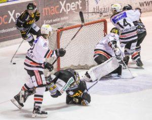 Eishockey | TSV Peißenberg beendet Füssener Siegesserie