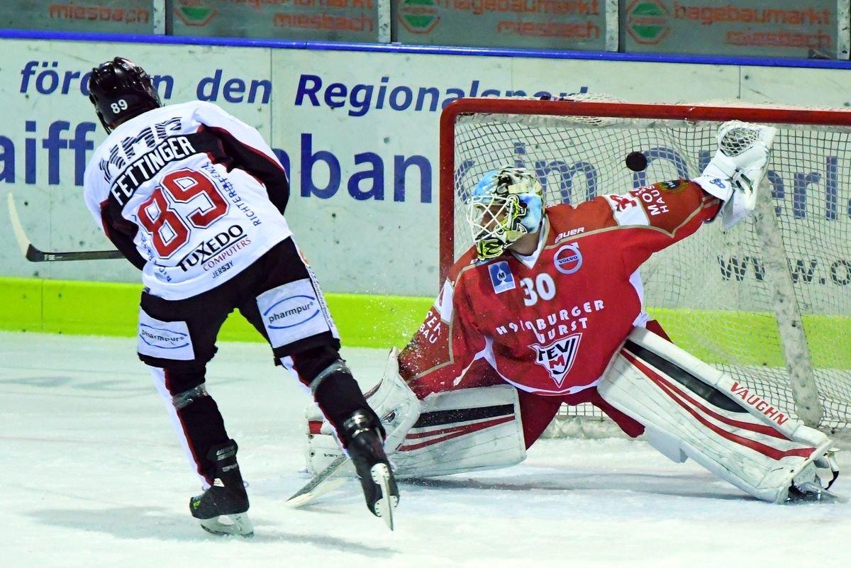 Fetti (Vor-)entscheidende Spiele | EHC Königsbrunn gegen Miesbach und Schweinfurt Landkreis Augsburg mehr Eishockey News Sport EHC Königsbrunn Schweinfurt Mighty Dogs TEV Miesbach |Presse Augsburg