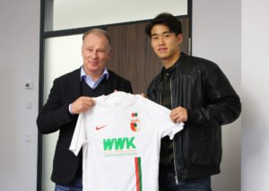 FC Augsburg verpflichtet vierten koreanischen Spieler - Seong-Hoon Cheon verstärkt Offensive