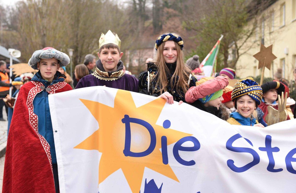 Sternsingeraktion 2019 Diözesane Eröffnung In Herrsching Foto Maria Steber Pba