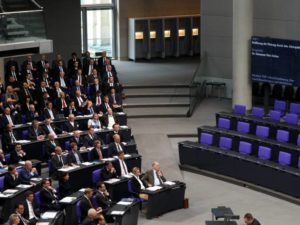Bundestagsvize-Wahl: AfD-Kandidatin im zweiten Wahlgang gescheitert