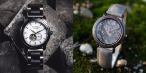 Gewinnspiel |Handgefertigt aus Holz und Stein – warum Holzkern-Uhren ganz besondere Geschenke sind