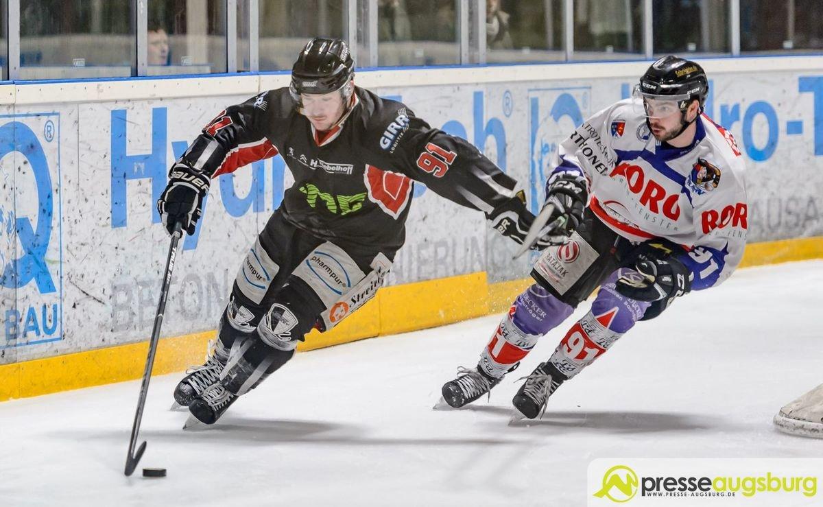 hyps_EHC-Dorfen-19 Ein Sieg für die Aufstiegsrunde ist das Ziel - EHC Königsbrunn erwartet Pegnitz Landkreis Augsburg mehr Eishockey News Sport EHC Königsbrunn EV Pegnitz |Presse Augsburg