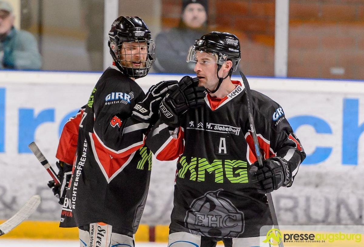 hyps_EHC-Dorfen-21 Schweres Programm für den EHC Königsbrunn Landkreis Augsburg mehr Eishockey News Sport EHC Königsbrunn HC Landsberg TSV Erding Gladiators |Presse Augsburg