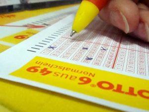 Lottozahlen vom Mittwoch (12.12.2018)