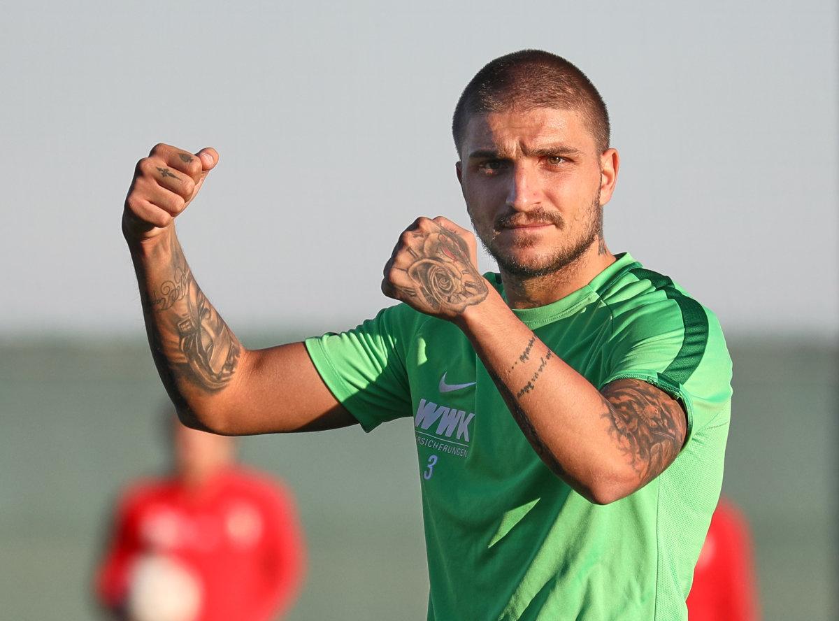 20190109_7587 Bestätigt: Linksverteidiger Konstantinos Stafylidis verlässt FC Augsburg Augsburg Stadt FC Augsburg News Newsletter Sport |Presse Augsburg