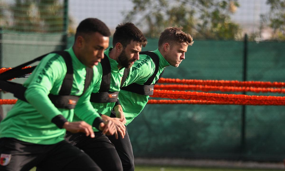 20190110_7739 Bildergalerie |Der FC Augsburg im Trainingslager in Alicante - Tag 7 Augsburg Stadt FC Augsburg News Sport |Presse Augsburg