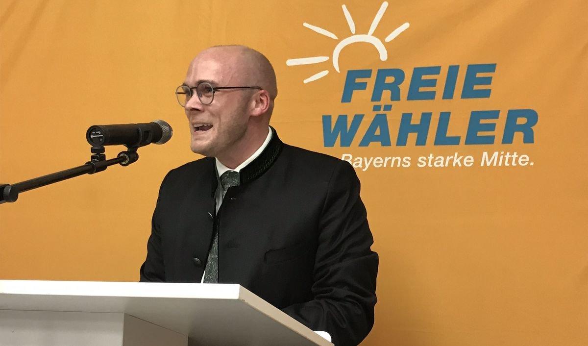 Mdl Dr Fabian Mehring Foto Franziska Hochmair