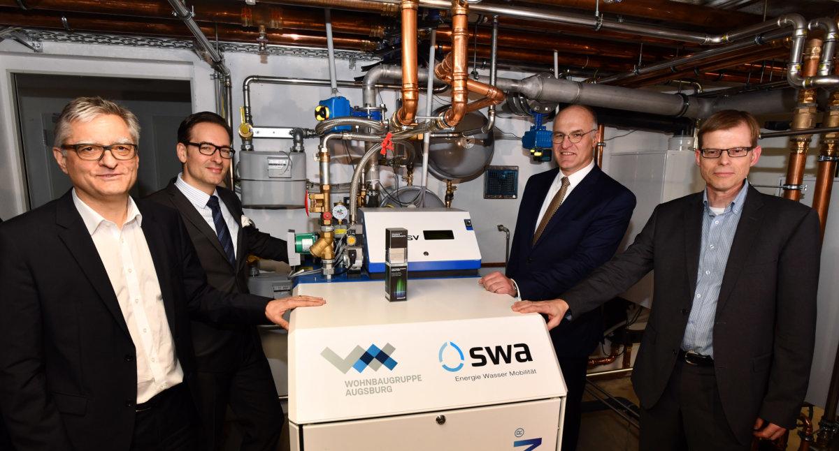 2019 02 22 Erste Power To Gas Anlage