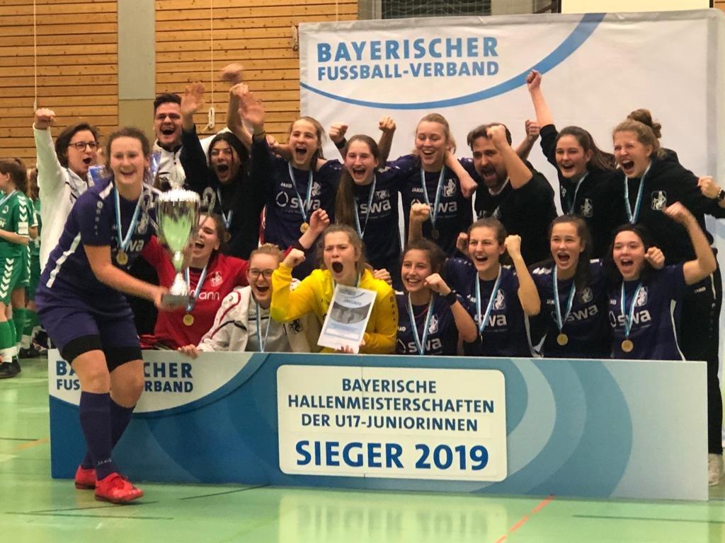 Bayer. Meister 2019 U17