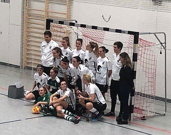 IMG_4054 Schwaben-Damen werden Vierte bei der Bayerischen Hallenfutsalmeisterschaft Augsburg Stadt mehr Fußball News Sport Hallenfutsalmeisterschaft TSV Schwaben Augsburg |Presse Augsburg