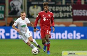 Augsburg bereitet dem FC Bayern einige Mühe - FCA verliert knapp gegen München