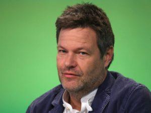 Habeck will Wirtschaftsprofil der Grünen schärfen