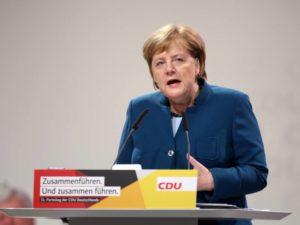 Ostdeutsche CDU-Politiker gegen Auftritte von Merkel im Wahlkampf