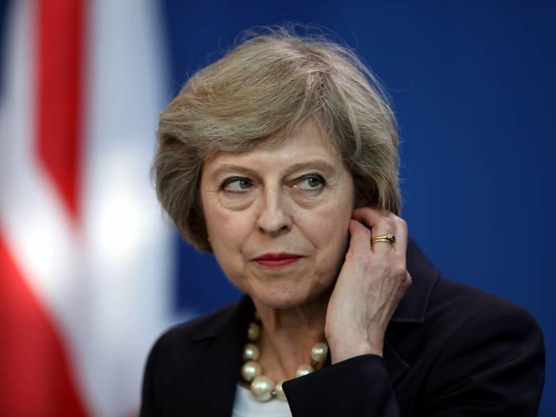 Berichte May Will Nur Kurzfristige Brexit Verschiebung Beantragen