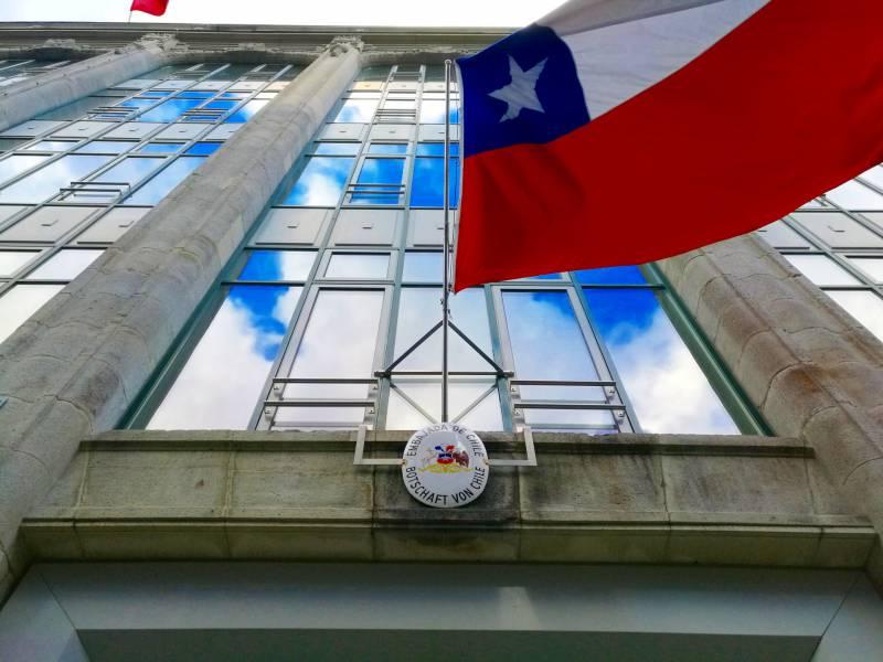 Chiles Aussenminister Befuerchtet Fluechtlingskrise In Lateinamerika