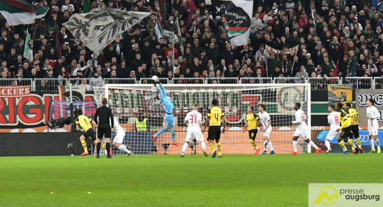 fcabvb003-776x420 Doppelpack von Ji! Der FC Augsburg mit Heimsieg gegen Dortmund Augsburg Stadt Bildergalerien FC Augsburg News Newsletter Sport #fcabvb 1. Bundesliga Bundesliga DFL |Presse Augsburg