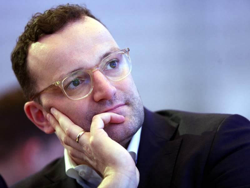 Kassenchef Nennt Methoden Von Spahn Rechtsstaatlich Bedenklich